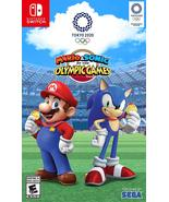 Mario & Sonic at the Olympic Games Tokyo 2020 - Nintendo Switch - $59.95