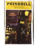 Phish 10/31/2016 Phishbill Halloween Show Playbill David Bowie Ziggy Sta... - $21.28