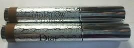 (2) Christian Dior Diorshow Bold Brow #021 0.16 Oz See Details - $27.72