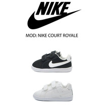 SHOES KID NIKE COURT ROYALE (TDV) 833537 - $32.99