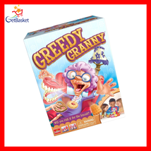 Greedy Granny Board Game For 2-4 players, ages 4 and up - $31.80