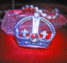 HAUNTED NECKLACE 1000X QUEEN'S SHOWERS OF FORTUNE OFFERS ONLY MAGICK 7 S... - $89,007.77