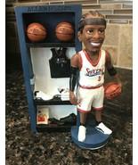 NEW NBA Allen Iverson's Collectible Locker Bank Philadelphia 76ers Sixer... - $24.99