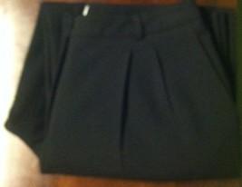 Talbots Petites Women's Size 10P Black Lined 100% Wool Dress Pants  - $24.75