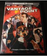 Vantage Point DVD 2008 - $1.99