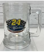 NASCAR Jeff Gordon 24 Die Hard Fan Mug Stein Hand Crafted Pewter Emblem ... - $18.88