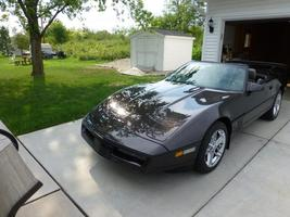 1989 Chevrolet Corvette For Sale in Germantown, IA 53022 image 2