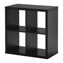 Ikea Kallax 2 x 2 Shelf Unit Black Brown 602.758.12 - New In Box - $105.99