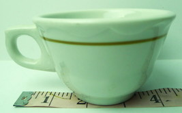 Shenango pottery Cafe coffee Cup Vintage number 2370 - $5.79