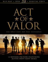 Act of Valor [Blu-ray/DVD] (2012)