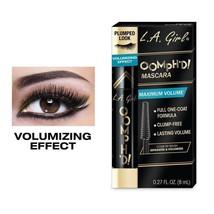 L.A. Girl Oomph'd Mascara - Maximum Volume - GMS64 Super Black - $5.89