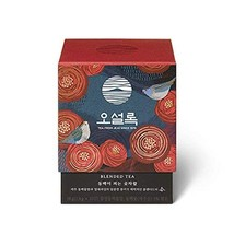 O' sulloc Camellia Flower in full bloom Jeju Forest Green tea : Tropical - $49.78