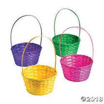Large Solid Color Easter Baskets - $20.61