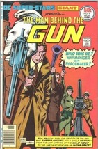 DC Super-Stars Comic Book #9 Presents Man Behind the Gun 1976 VERY FINE- - $7.14