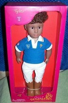 """Our Generation TYLER 18"""" Boy AA Doll New - $39.88"""