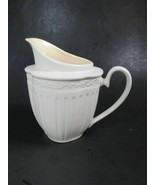 Mikasa Italian Saffron Creamer DD910 excellent condition. - $12.60