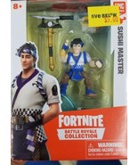 Fortnite sushi master Collectable - $12.00