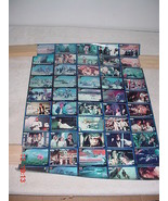 Star Wars New Zealand Confection Concepts RARE Uncut Trading Card Sheet #2 - $169.32