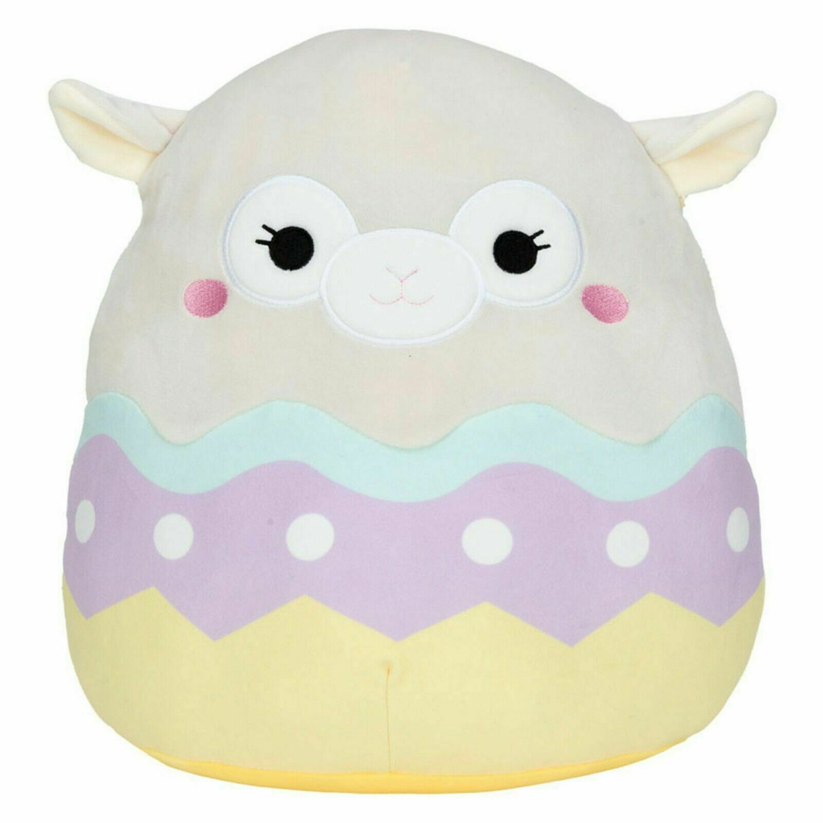 "Squishmallows Mini Leah the Alpaca Stuffed Animal, 16"" - $40.43"