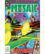 Green Lantern: Mosaic #8 [Comic] [Jan 01, 1993] - $4.89