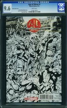Age of Ultron #1 (May 2013, Marvel) -  Bryan Hitch Sketch Variant Cover ... - $98.01