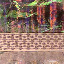 Rare Lisa Frank Long Prism Holographic Sticker Sheet ZODIAC HOROSCOPE ASTROLOGY image 6