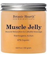 Botanic Hearth Muscle Jelly Hot Cream 8.8 Fl. Oz. - 100% Natural Cellul... - $38.30