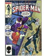 The Spectacular Spider-Man Comic Book #93 Marvel 1984 NEAR MINT UNREAD - $5.94