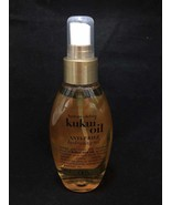 ORGANIX KUKUI OIL ANTI-FREZZ HYDRATING OIL 4oz hydrate + defrizz hydrati... - $7.91