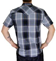 Levi's Men's Classic Button Up Plaid Geometric Shirt 3LYSW6062-CVR image 5