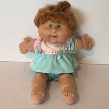"""Cabbage Patch 2004 OAA Play Along 15"""" Doll with CPK Original Clothing - $9.99"""