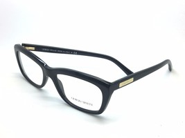 Giorgio Armani AR7032 5017 Black Plastic Cat Eye Eyeglasses Frame 53-17-... - $79.75