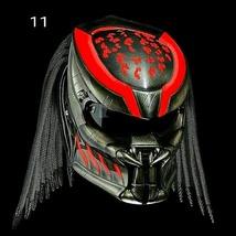 Custom Predator Motorcycle Helmet Classic Style (Dot / Ece Certified) - $355.00