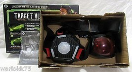Wowwee Light Strike Target Vest Mint in Package Monitors Health Status - $29.99