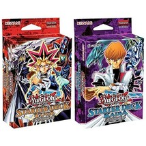 Yu-Gi-Oh Starter Deck Yugi & Kaiba Reloaded Set of 2 Sealed - $33.47