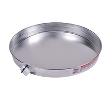 Oatey 34151 Aluminum Water Heater Pan with 1-Inch Fitting, 20-Inch - $32.14