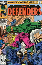 Defenders, The #81 VG; Marvel | low grade comic - save on shipping - details ins - $1.50