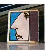 Vintage Matchbook Cover B11 Peter Max Artist Pop Art  Neo-Expressionism ... - $53.99