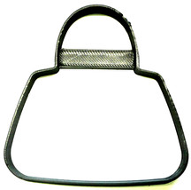Purse Ladies Hand Bag Handbag Womens Fashion Accessory Cookie Cutter USA... - $1.99