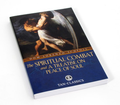 The Spiritual Combat and a Treatise on Peace of Soul  by Dom Lorenzo Scupoli image 3