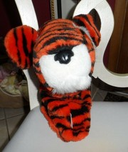 """orange and black tiger GOLF Club COVER by Daphne 13"""" - $25.00"""