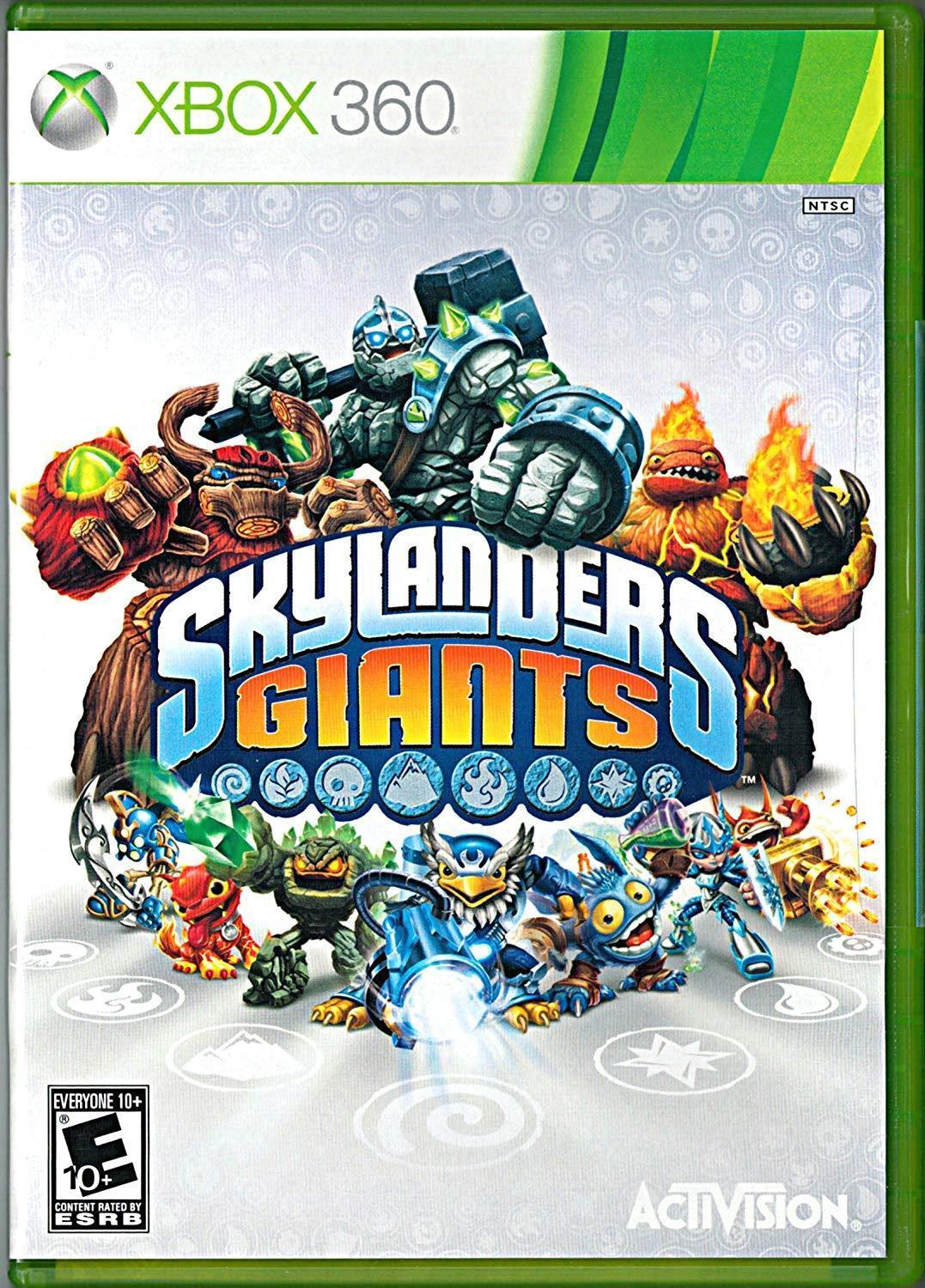 Skylanders: Giants XBOX 360 Activision, Usually ships within 12 hours!! - $18.99