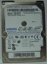 "New Samsung HM160HC 160GB 2.5"" IDE 44PIN 9.5MM Hard Drive Free USA Shipping"