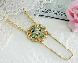 AlinYerushalmi Handmade Bridal Wedding Bridesmaid Necklace Green Pendant... - $51.48