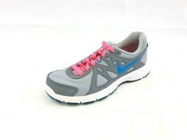 Nike Revolution 2 Gray Women's Running Shoes Athletic Sneakers 554902-006 - $35.00