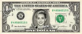 MILEY CYRUS - REAL Dollar Bill Cash Money Collectible Memorabilia Celebr... - $7.77