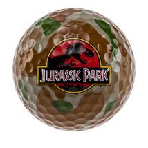 Universal Studios Jurassic Park T. Rex Camouflage Golf Ball New - $9.79