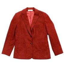 Evan Picone Blazer en Laine 12 pour Femme Veste Vintage 2 Boutons Union ... - $22.78