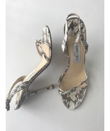 BALLY Barth ballerina flats $594 39 shoes putty with bow ties buttersoft... - $145.50