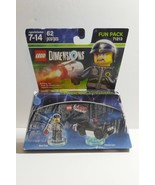 LEGO Dimensions Bad Cop Police Car The LEGO Movie Fun Pack 71213 NEW 62 pcs - $9.49